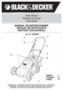 Black & Decker 661817-00 Instruction Manual