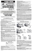 Black & Decker 40367-00 Instruction Manual
