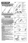 Black & Decker 90503695 Instruction Manual