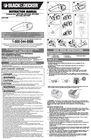 Black & Decker 587143-00 Instruction Manual