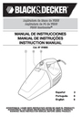 Black & Decker 188214-00 Instruction Manual
