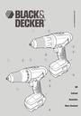 Black & Decker VPX1222 Manual