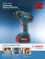 Bosch Appliances 26614 Manual