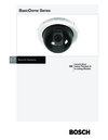 Bosch Appliances BasicDome Series Instruction Manual