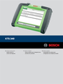 Bosch Appliances KTS 340 Manual