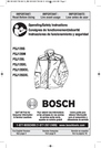 Bosch Appliances PSJ1203XL Manual
