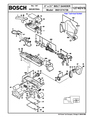 Bosch Power Tools 0601274739 Manual