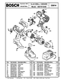 Bosch Power Tools 0601912460 Manual