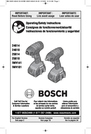 Bosch Power Tools 1006VSR Manual