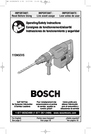 Bosch Power Tools 11245EVS Manual