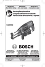 Bosch Power Tools 11250VSRD Manual