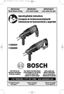 Bosch Power Tools 11253VSR Manual