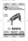 Bosch Power Tools 11258VSRC Manual