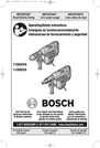 Bosch Power Tools 11264EVS Manual