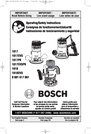 Bosch Power Tools 0 601 617 061 Manual