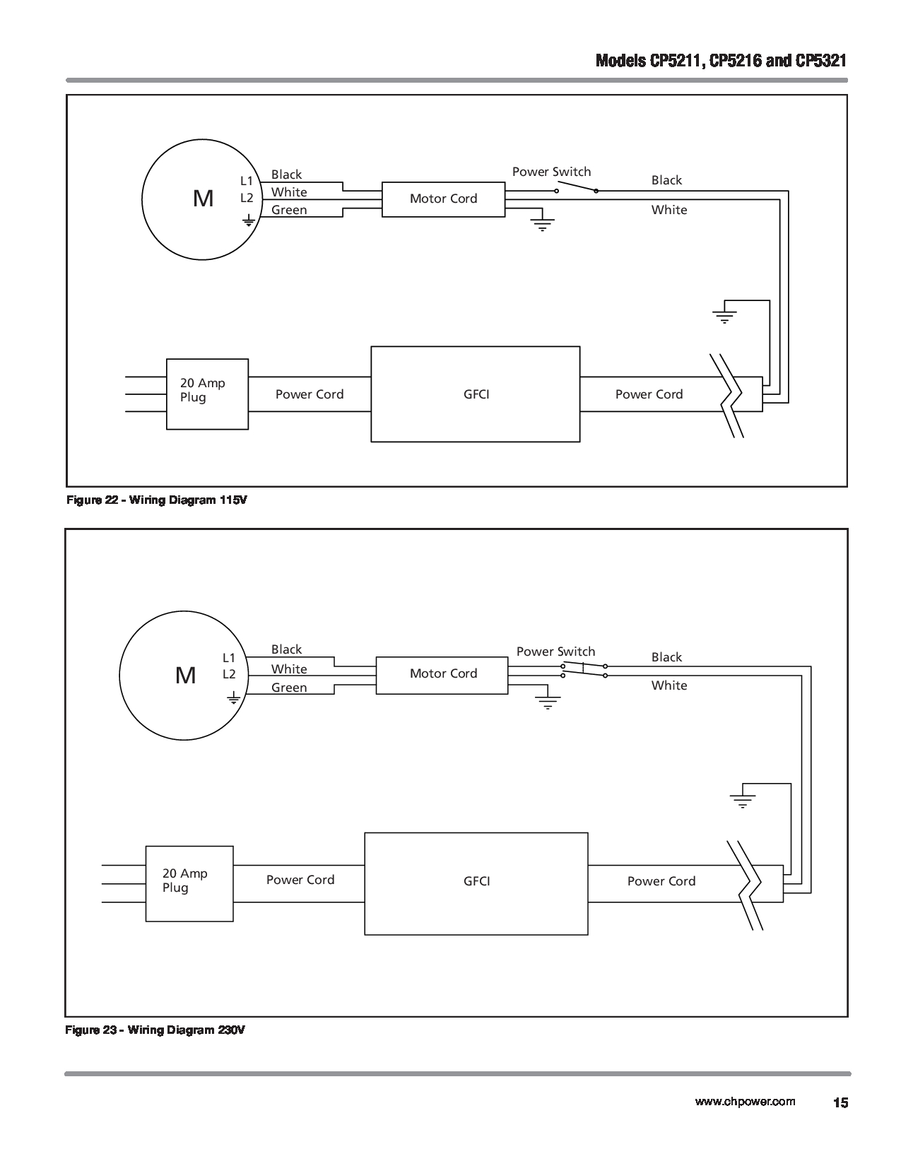 20 Amp Gfci Wiring Diagrams