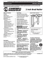 Campbell Hausfeld CHN10210 Manual
