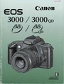 Canon 3000 Manual