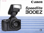 Canon 300 EZ Manual