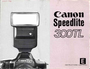 Canon 300 TL Manual