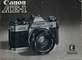 Canon AE-1 Manual