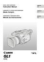Canon DM-GL1 Instruction Manual