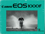 Canon EOS 1000 F Manual
