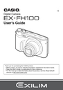 Casio EX-FH100 Manual