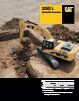 CAT 325DL Manual