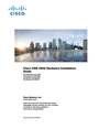 Cisco Systems CGS 2520 Manual