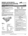 Cooper Lighting ELPS502 Manual