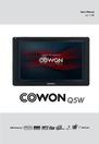 Cowon Systems Q5W User Manual