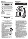 Crosley Radio CR32 Instruction Manual