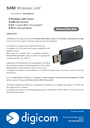 Digicom USB Wave 54 Manual