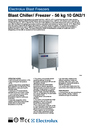 Electrolux 10 GN2/1 Manual