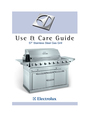 "Electrolux 57"" Stainless Steel Gas Grill Manual"
