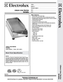 Electrolux 601601 Dimensions