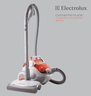 Electrolux CANISTER Manual