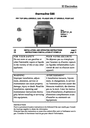 Electrolux 9CHG584122 Operating Instructions