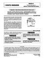 Emerson Process Management 37-5392D Installation Instructions