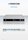 Freecom Technologies Mobile DVD RW Recorder LS PRO User Manual