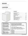 Frigidaire 134533800A Important Safety Instructions