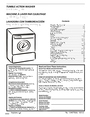 Frigidaire 134675000 Important Safety Instructions