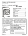 Frigidaire 134683400 Important Safety Instructions