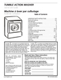 Frigidaire 134763000 Important Safety Instructions