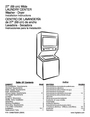 Frigidaire 134897500B Installation Instructions