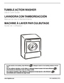 Frigidaire 134922600 Manual