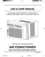 Frigidaire 220202D019 Manual