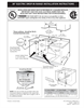 Frigidaire 318201613 Installation Instructions