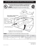 Frigidaire 318201616 Installation Instructions